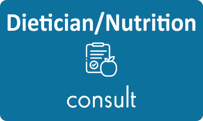 Dietician / Nutrition