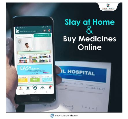 Stay at Home and Buy Medicines Online from the Best Pharmacy