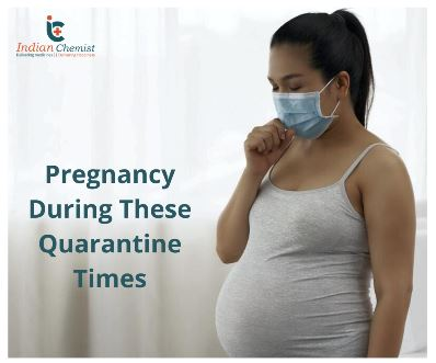 What has been pregnant during these quarantine times so far