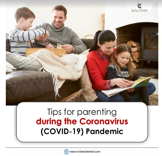 Workout and Learning Tips for parenting during the coronavirus (COVID-19) Pandemic