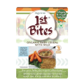 1st Bites - Wheat, Spinach & Carrot Powder (10-24 Months) Stage-3 Baby Food 300 gm