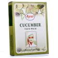 AYUR-CUCUMBER FACE PACK 100 GM