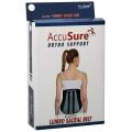 Accu-Sure-Ortho-Support-Elastic-Lumbo-Sacral-Belt-S-