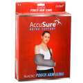 Accu-Sure-Ortho-Support-Elastic-Pouch-Arm-Sling-L