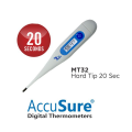 AccuSure Digital Thermometer - 20 Sec
