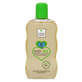 Bebe Nature Natural Baby Massage Oil 120 ml