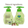 Bebe Nature Natural Baby Wash Gentle Cleansing Formula 260 ml