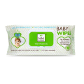 Bebe Nature Natural Biodegredable Wet Baby Wipes 72's