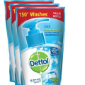 Dettol Liquid Handwash - 175 Ml Pack Of 3 Price Off - Cool