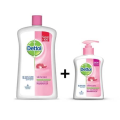 Dettol Ph-balanced Liquid Handwash Jar, Sensitive- 900 Ml With 200 Ml Pump