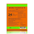 Dr. Vaidya's Unmadvati 24's Pills For Anxiety, Stress, Sleep Disorder & Hypertension-3