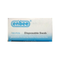 Enbee Disposable Swabs 100 s