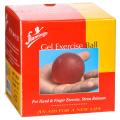 Gel-Exercise-Ball-Medium-Red-Flamingo-