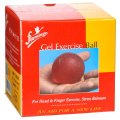 Gel-Exercise-Ball-Soft-Yellow-Flamingo