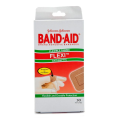 Johnson and Johnson Flexi Antiseptic Band-Aid Patches 30 s