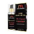 Man Arden Pre Shave Oil - The Legend (Arabian Oudh) - Soothing & Moisturizing 50 ml