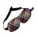 VIAGGI 3D Printed Eye Mask - Purple