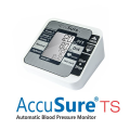 accusure blood pressure monitor ts