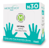 ansell mictro touch n 30 medium 1 s